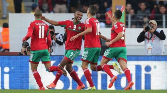 King Mohammed VI Congratulates Atlas Lions on Winning CHAN 2018