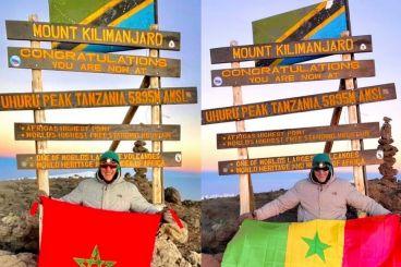 Diaspo #209 : Zakaria Naji Lamrani, un médecin aventurier sur le toit de l'Afrique