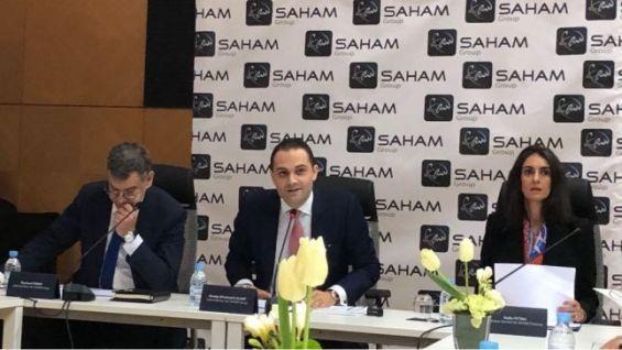 Saham cède son pôle financier au sud-africain Sanlam