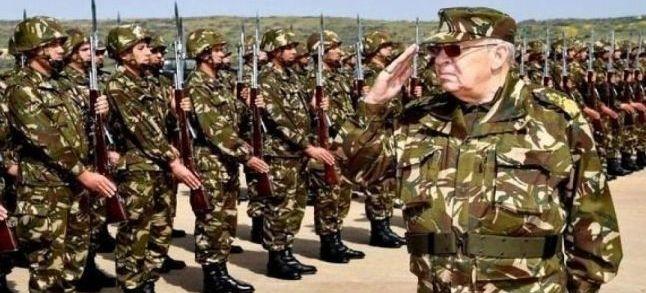 الحراك الجزائري: قايد صالح ينتقد التدخل الفرنسي ويبعد التهمةعن المغرب