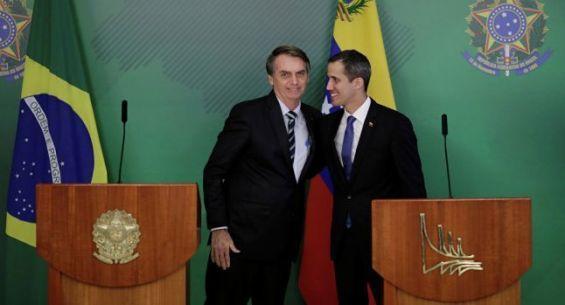 L'UE met en garde Maduro contre l'arrestation de l'opposant Juan Guaido