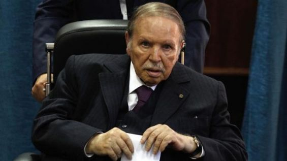 Ailing Algeria's Bouteflika pulls out of race for 5th term
