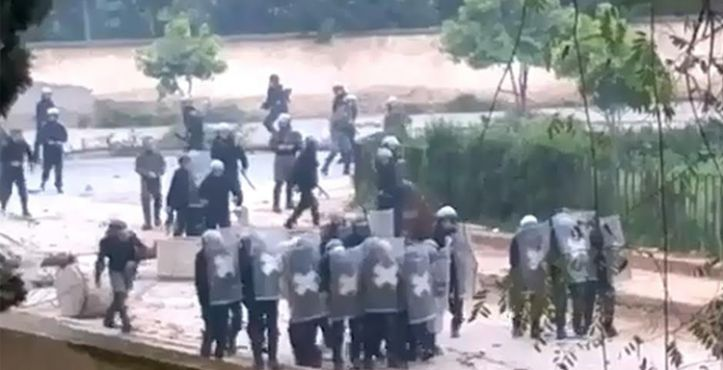 Fès : Nouvelles violences entre étudiants et forces de l'ordre