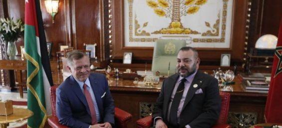 Abdallah II cherche l'appui de Mohammed VI pour préserver sa tutelle sur les lieux saints d'Al Qods