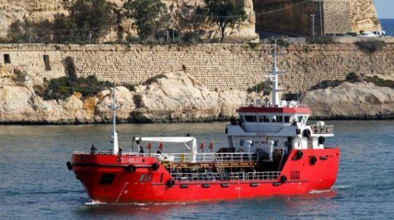 Malte prend le contrôle d'un navire détourné par des migrants