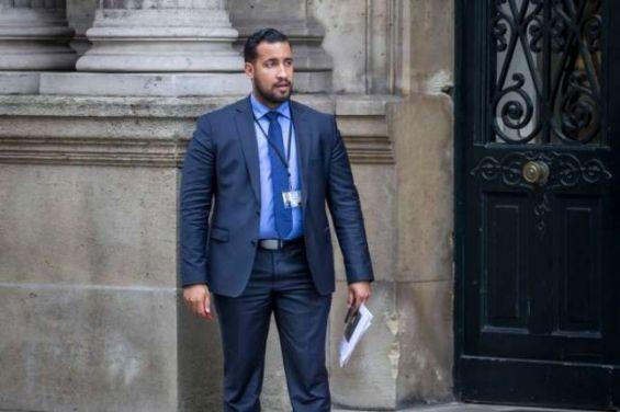 3 proches de Macron en justice — Affaire Benalla