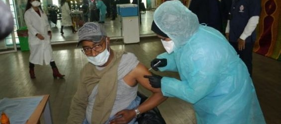 Covid-19 in Morocco : 594 new infections and 3,745,173 people vaccinated as of Wednesday