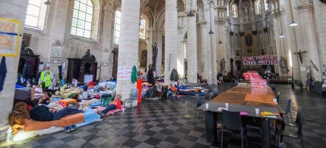 Belgique: La situation des grévistes de la faim menace d'un «drame imminent»