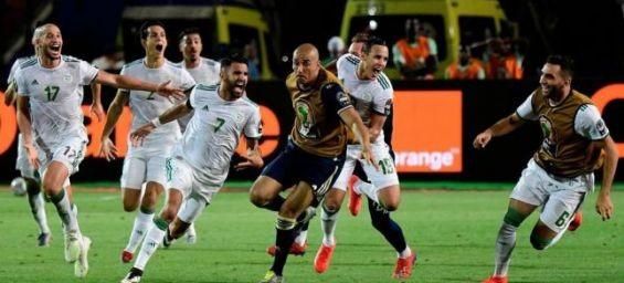 الملك محمد السادس للرئيس الجزائري: فوز منتخبكم بكأس إفريقيا  هو بمثابة فوز للمغرب أيضا