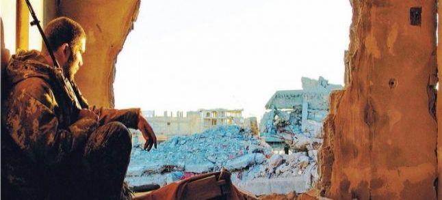 كريم فرانسيشي..قصة مغربي ذهب إلى سوريا لمواجهة تنظيم داعش
