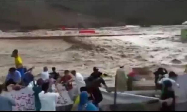 Sudden flash floods kill seven people in southern Morocco