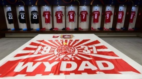 Wydad named club of the year — CAF Awards