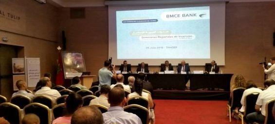 Les opportunit s d 39 investissement dans la r gion tanger for Chambre de commerce tetouan