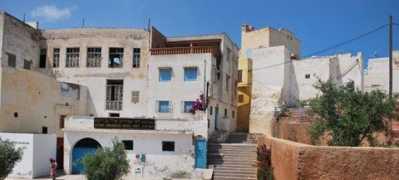 Jewish Pilgrimage in Morocco #17 : Braham Moul Nesse, Azemmour's guardian saint