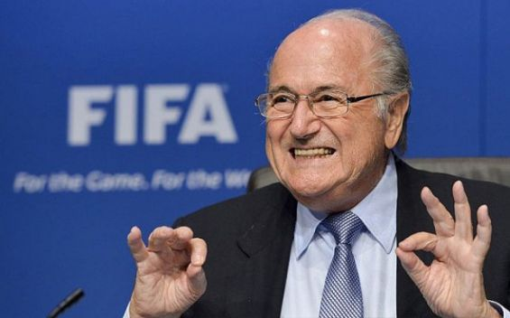 Sepp Blatter endorses Morocco bid over U.S. as 2026 World Cup hosts