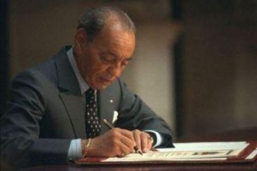 Histoire: En 1969, le roi Hassan II a envoyé un message à la Lune