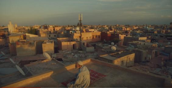 Le dernier clip de Coldplay tourné en partie à Marrakech