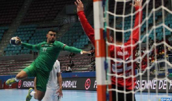 Handball / CAN : L'Algérie bat le Maroc