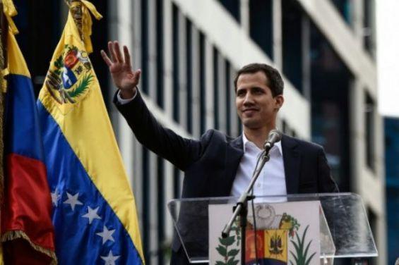 L'opposant Juan Guaido à Bogota pour rencontrer Mike Pompeo — Venezuela