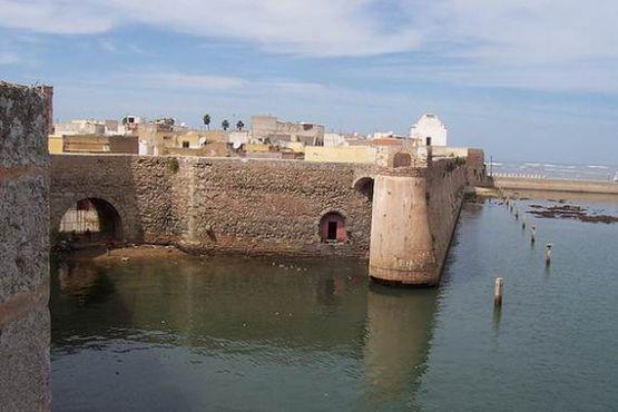 La ville d'El Jadida. / DR