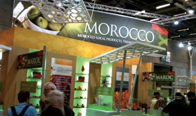 France le terroir marocain en promotion au salon de l for Horaires salon agriculture
