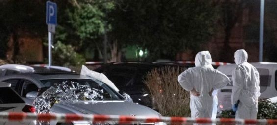 Nine killed at two shisha bars in Germany in a far-right terror attack