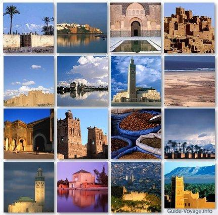 Tourisme le maroc vise de nouveaux march s pour for Lieux touristiques france