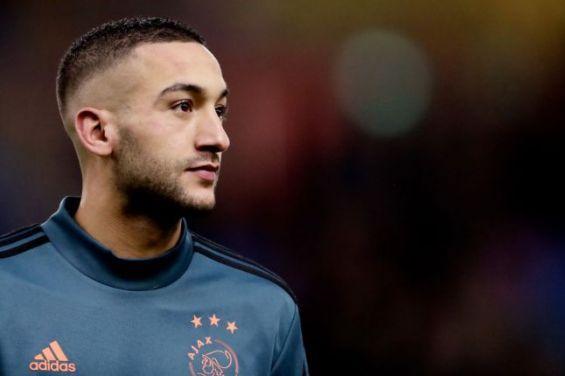 Officiel : l'Ajax tient le remplaçant d'Hakim Ziyech