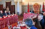 Gouvernement Othmani II : Le roi Mohammed VI a présidé un conseil des ministres