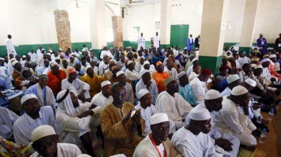WhatsApp à la place du muezzin — Ghana