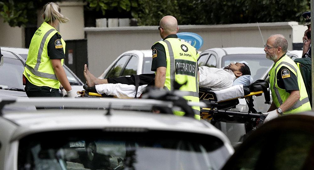 Attentat Nouvelle Zelande: Attentat En Nouvelle-Zélande : Aucune Victime Marocaine