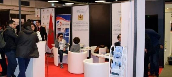 La 21e dition du salon de recrutement marocain l for Salon du recrutement