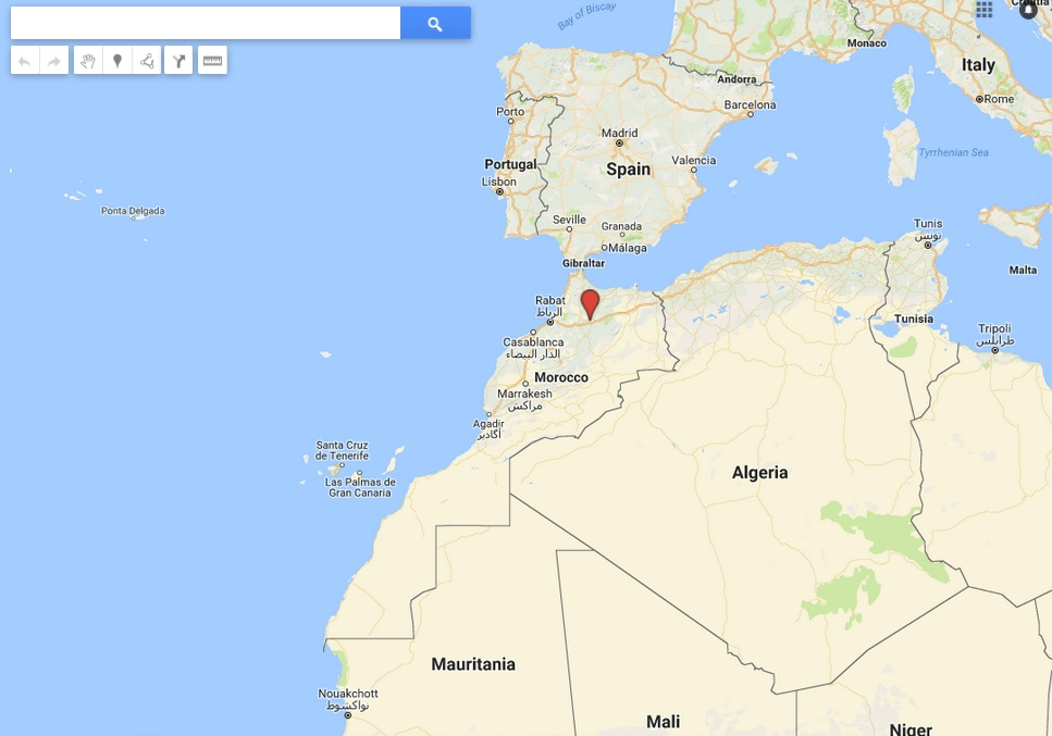 google maps 2015 updates confuse media in morocco and the polisario. Black Bedroom Furniture Sets. Home Design Ideas