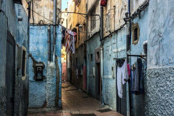 La médina de Casablanca. / Ph. Yagazie Emezi