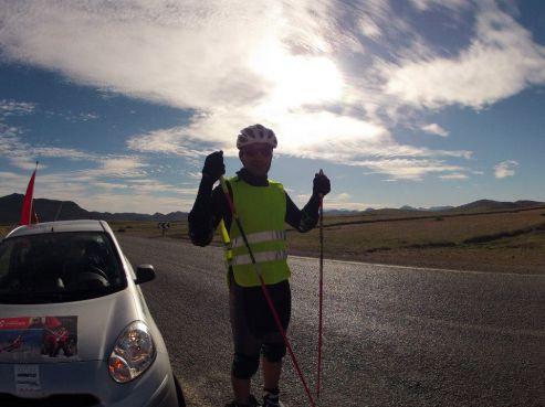 Sotchi 2014 : Le skieur franco-marocain Azzimani veut représenter le Maroc une 2e fois aux JO