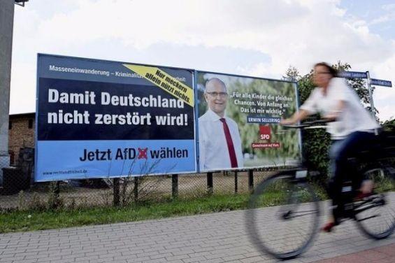 Allemagne : un leader de l'extrême droite se convertit à l'islam