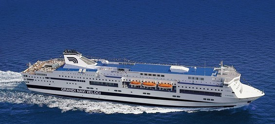 traversée Sète Tanger ferry Maroc