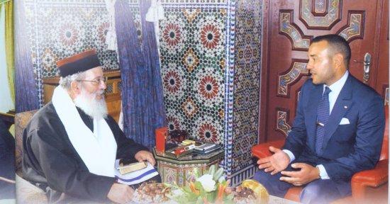 Rencontre juifs marocains