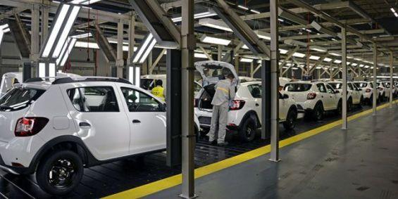 Renault met en pause son projet d'extension à Tanger — Maroc