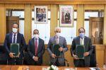 Maroc : Convention-cadre de partenariat avec la FNS pour développer le système de santé