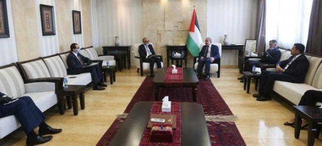 Le Maroc participe à une réunion des ambassadeurs arabes sur la Palestine