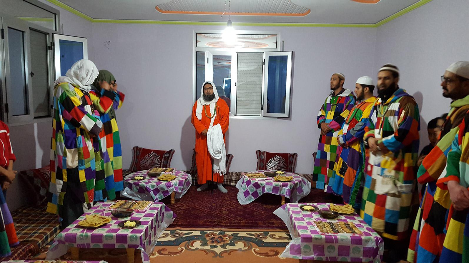 La Tariqa Karkariya, un mouvement soufi marocain haut en couleurs