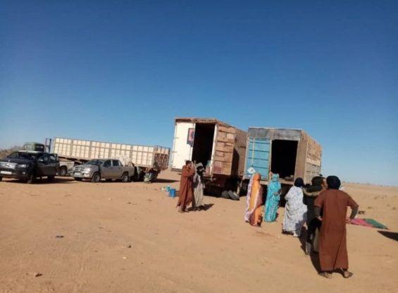 Le Mouvement Sahraouis pour la paix se prépare à tenir son premier congrès