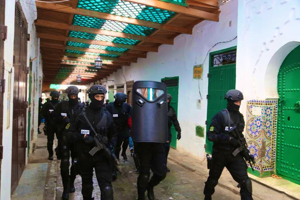 Maroc : Démantèlement d'une cellule terroriste affiliée à Daech à Tétouan