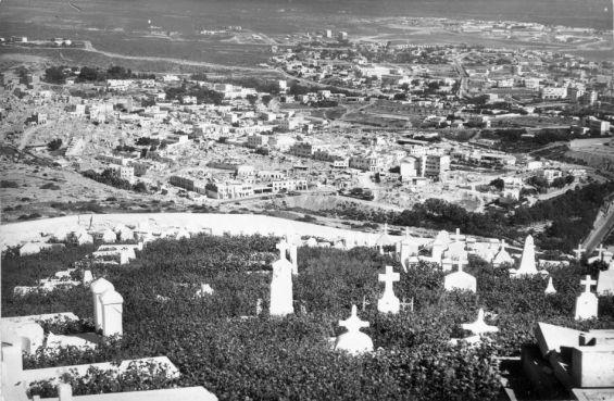 Quartier Talbordjt à Agadir/ Crédit Photo: michelterrieragadir.wordpress.com