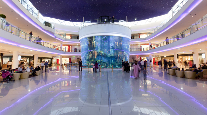 Casablanca  Le Morocco Mall remplace les Galeries