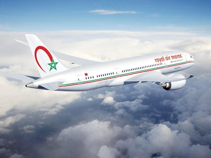 Royal Air Maroc  Une nouvelle liaison aérienne relie Bilbao à Casablanca -> Maroc New Tv