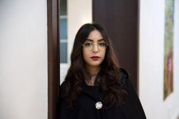 Randa Maroufi: «Au niveau d'une frontière, on est toujours face à l'incertitude» [Interview]