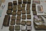 Tanger Med : Saisie de 13 tonnes et 750 kg de résine de cannabis