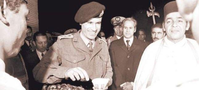 حينما حاول القذافي إرسال آلاف الجنود للإطاحة بنظام الحسن الثاني